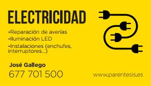 Electricista en Murcia